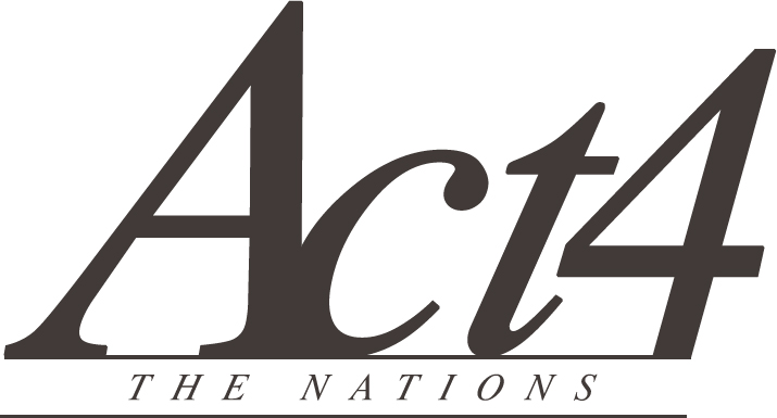 Act for the Nations Logo
